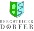 Bergsteiger Dörfer Logo