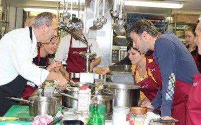 Erste Stammgäste auf Helgas Alm und Kitz Kochkurs bei Martin Sieberer!!